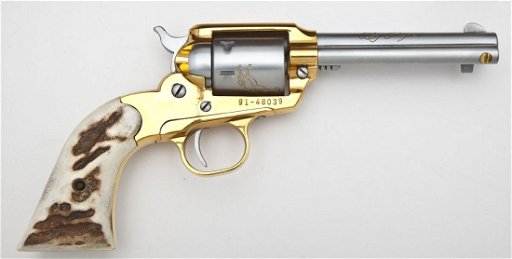 Ruger Roy Rogers BearCat Revolver -  22 Cal
