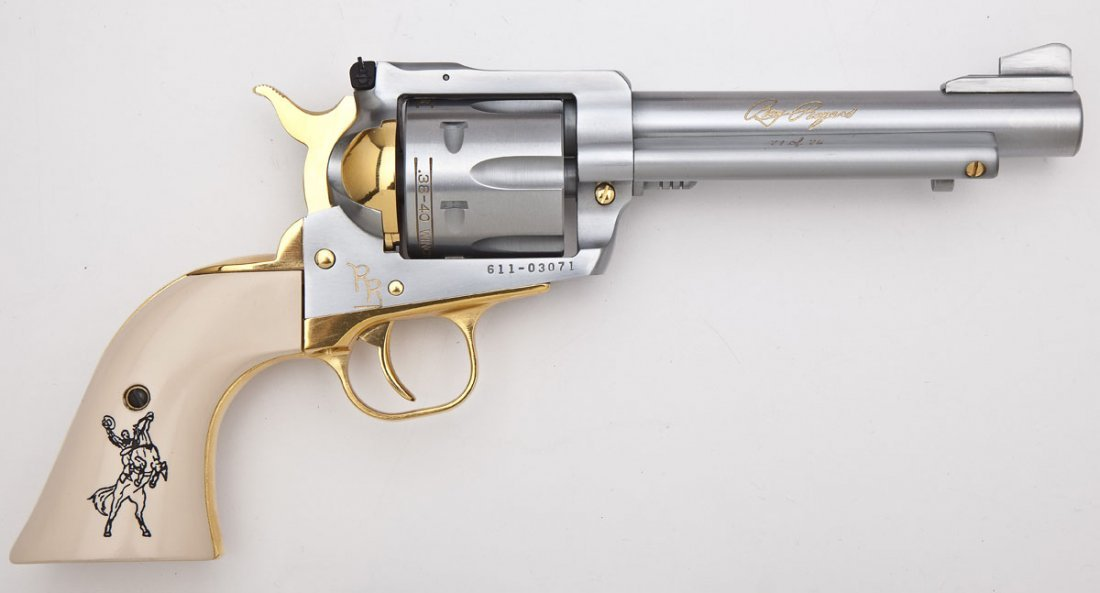 Ruger Roy Rogers New Model Blackhawk - .38-40/10mm