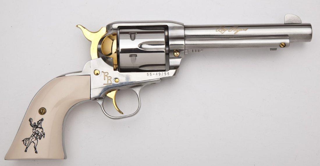 Ruger Roy Rogers Vaquero Revolver - .45 LC