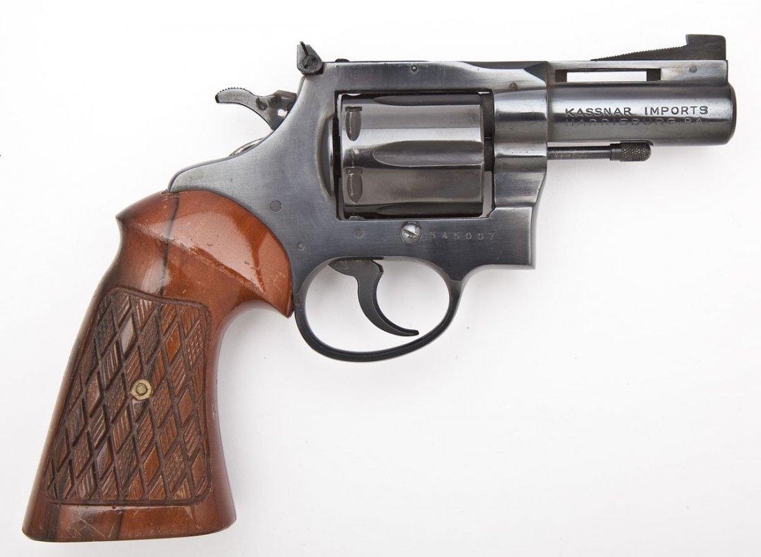 Squires Bingham M100D Revolver -  38 Special