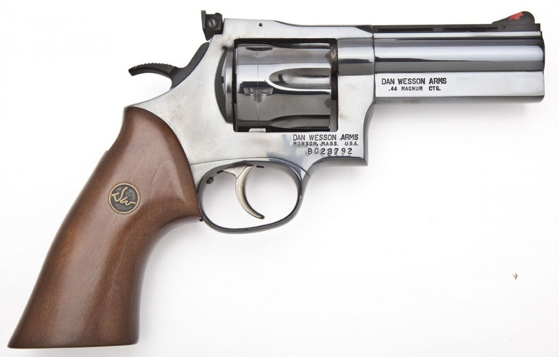 Dan Wesson Model 44 Revolver - .44 Magnum