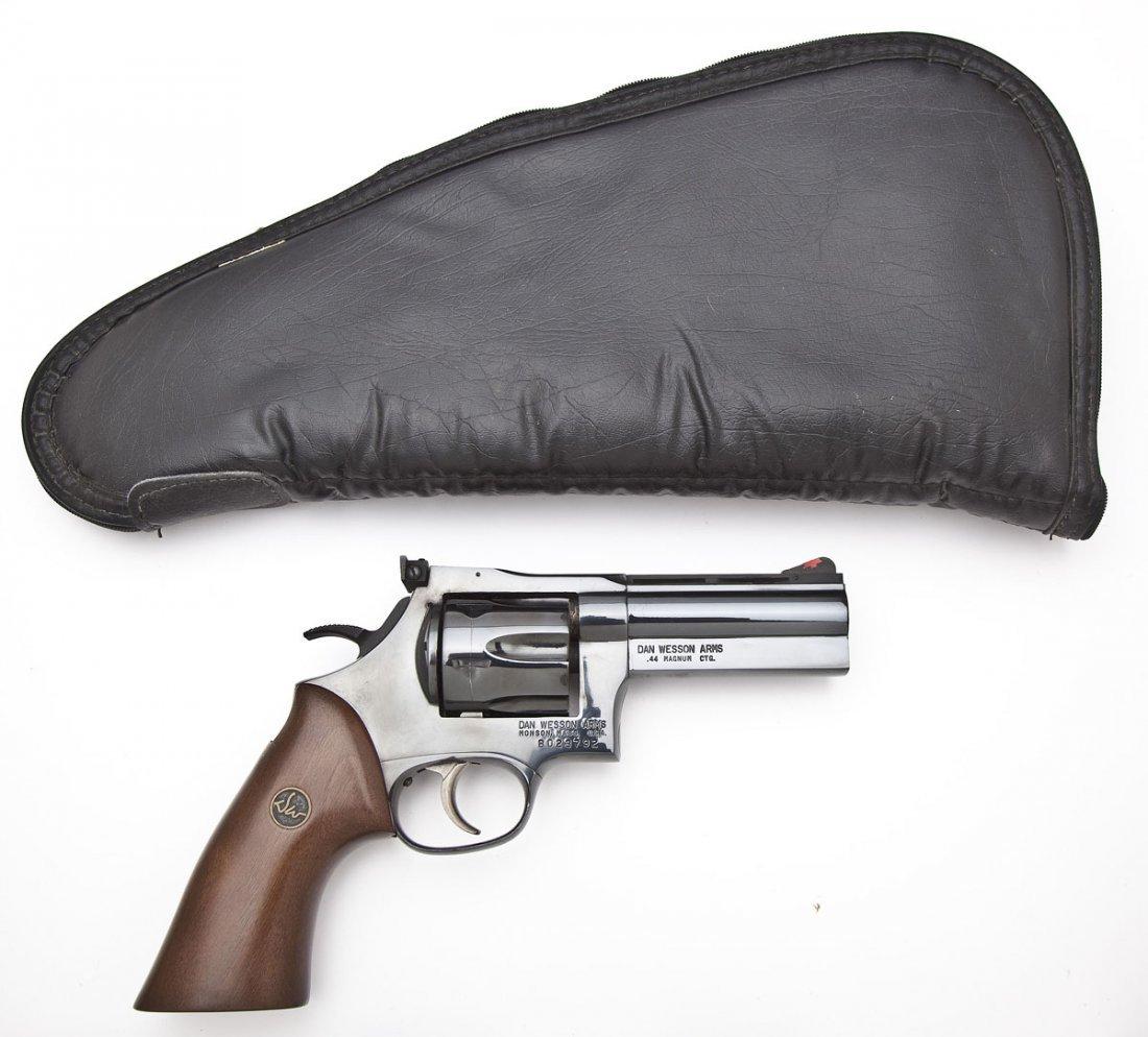 Dan Wesson Model 44 Revolver - .44 Magnum - 3