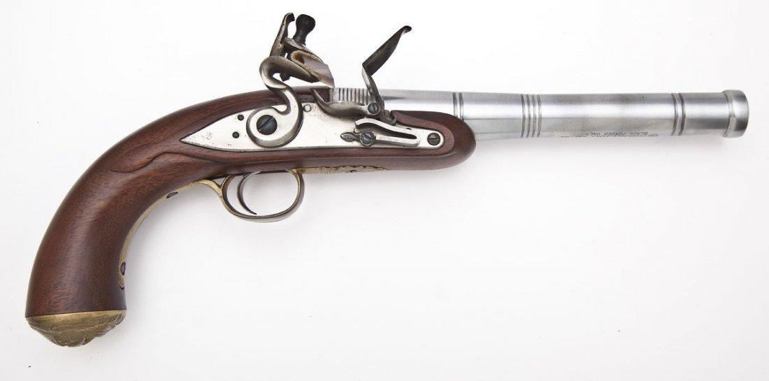 David Pedersoli Flintlock Pistol - .50 Cal.