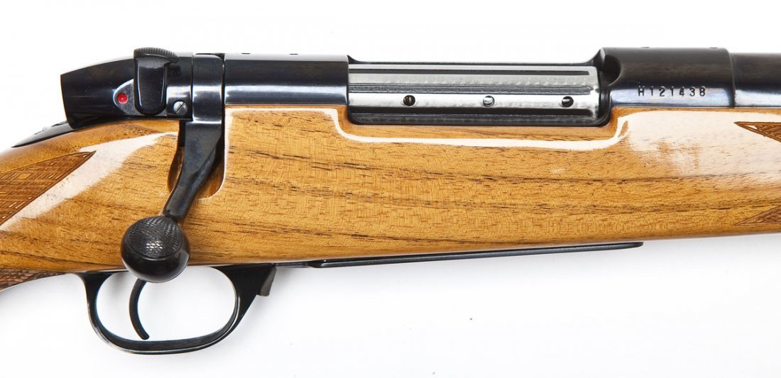 Weatherby Mark V Deluxe Rifle - .460 Weatherby