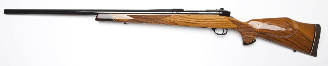 Weatherby Mark V Deluxe Rifle - .460 Weatherby - 4