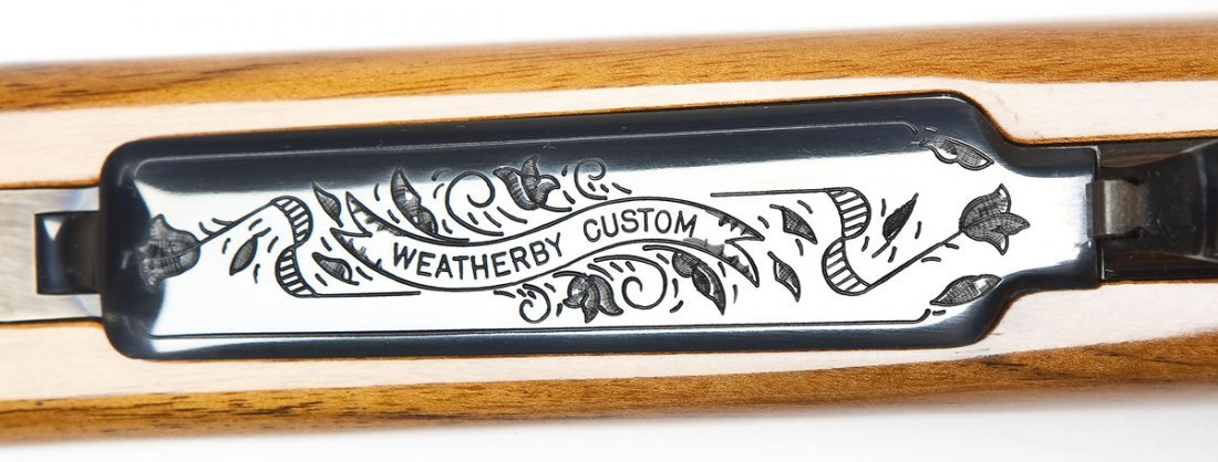 Weatherby Mark V Deluxe Rifle - .460 Weatherby - 7