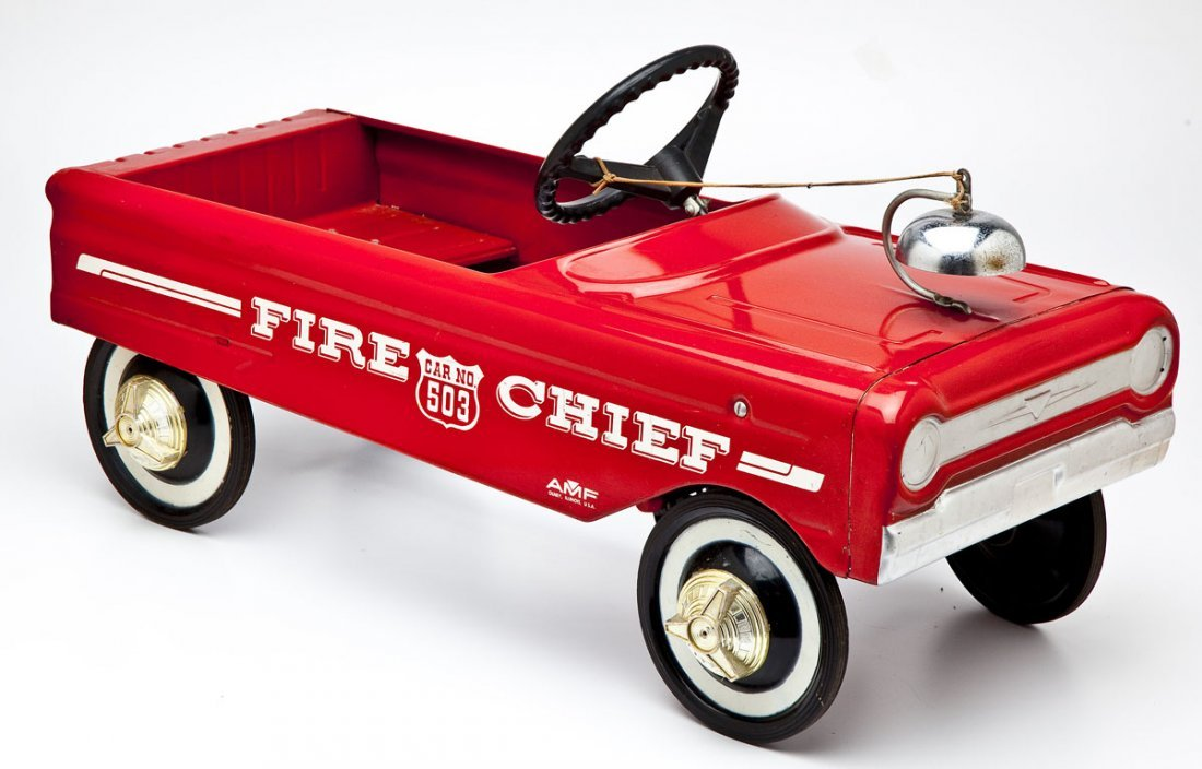 AMF Fire Chief Pedal Car