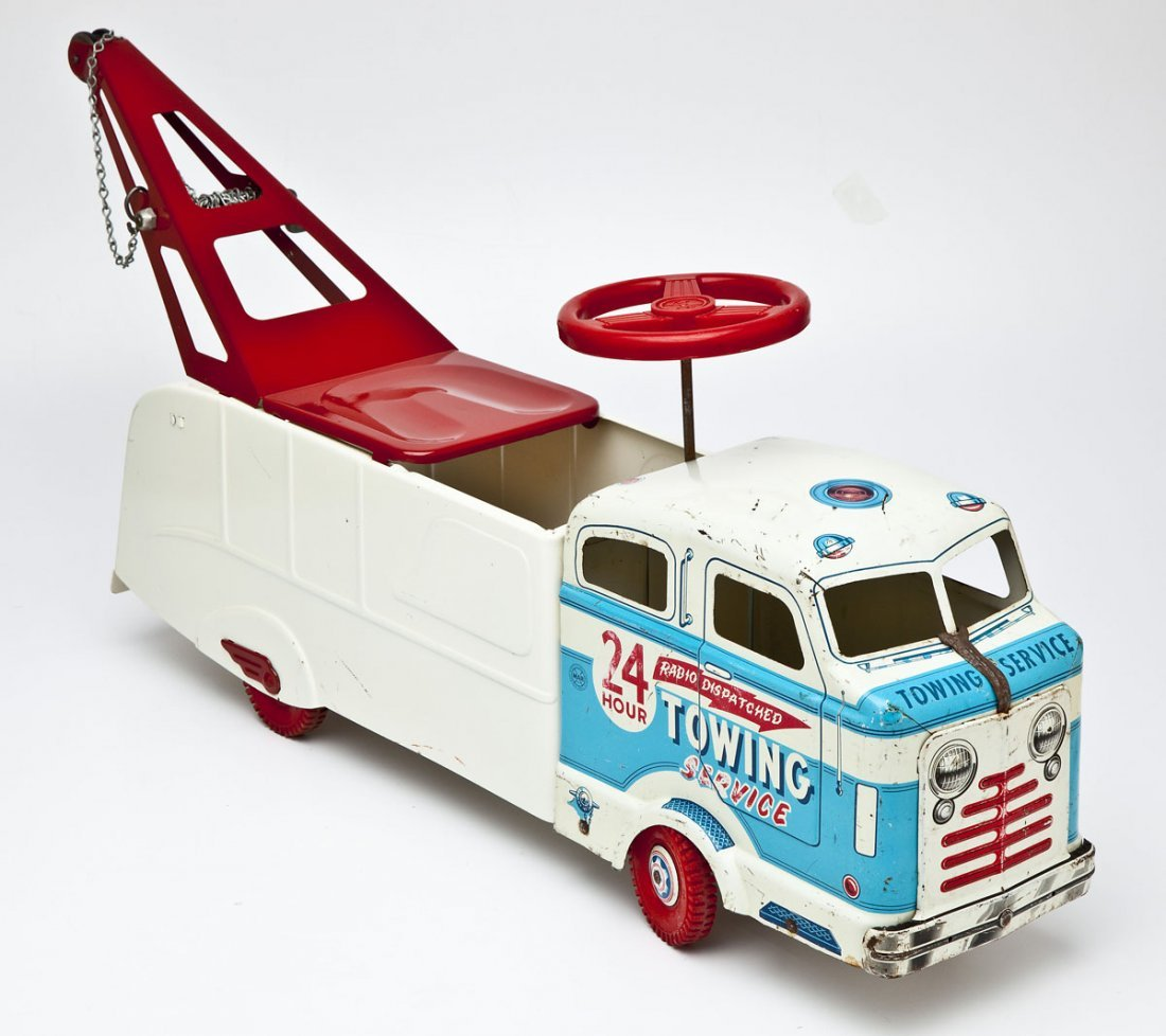 Marx Towing Riding Toy
