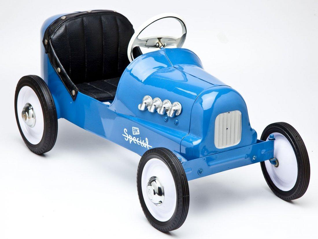BMC Special Pedal Car