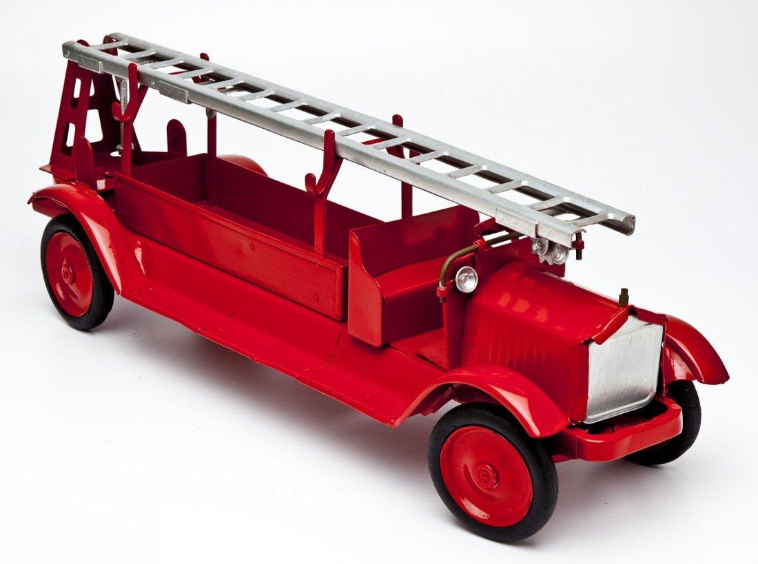 Pressed Steel Ladder Truck