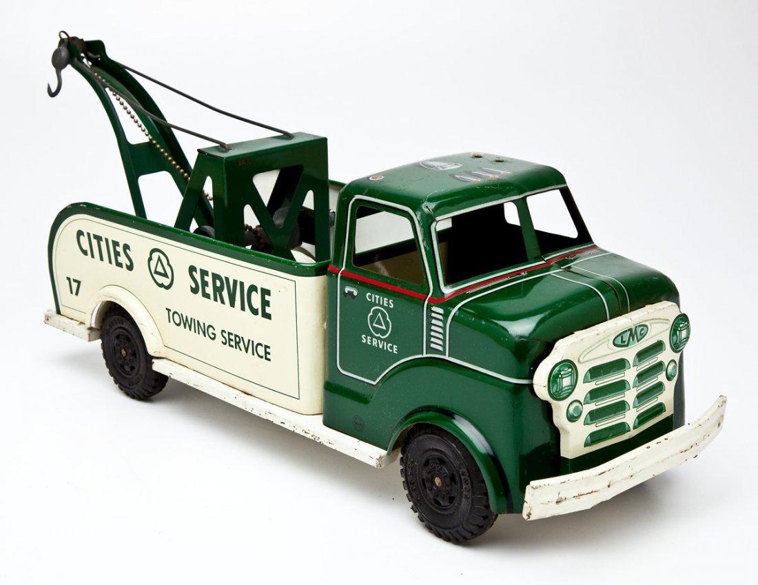 Marx Tow Truck