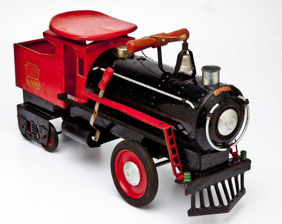 Keystone R.R. Riding Toy