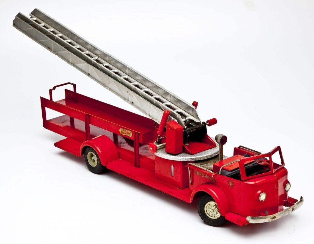 Doepke Model Toys Ladder Truck
