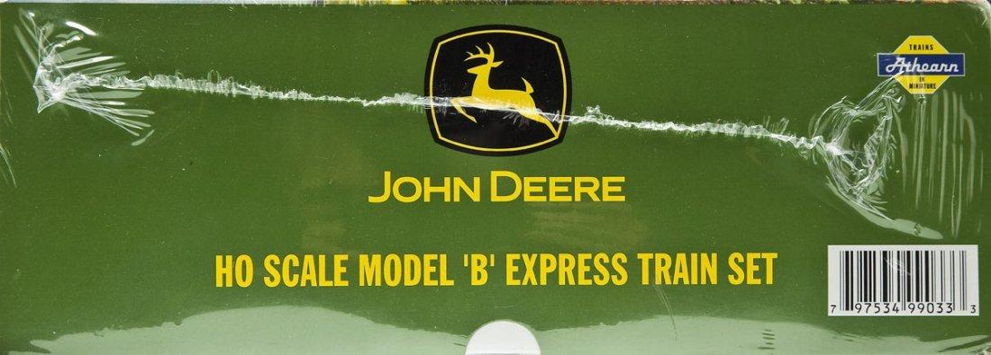 Athearn John Deere Model B Express HO Train Set - 2