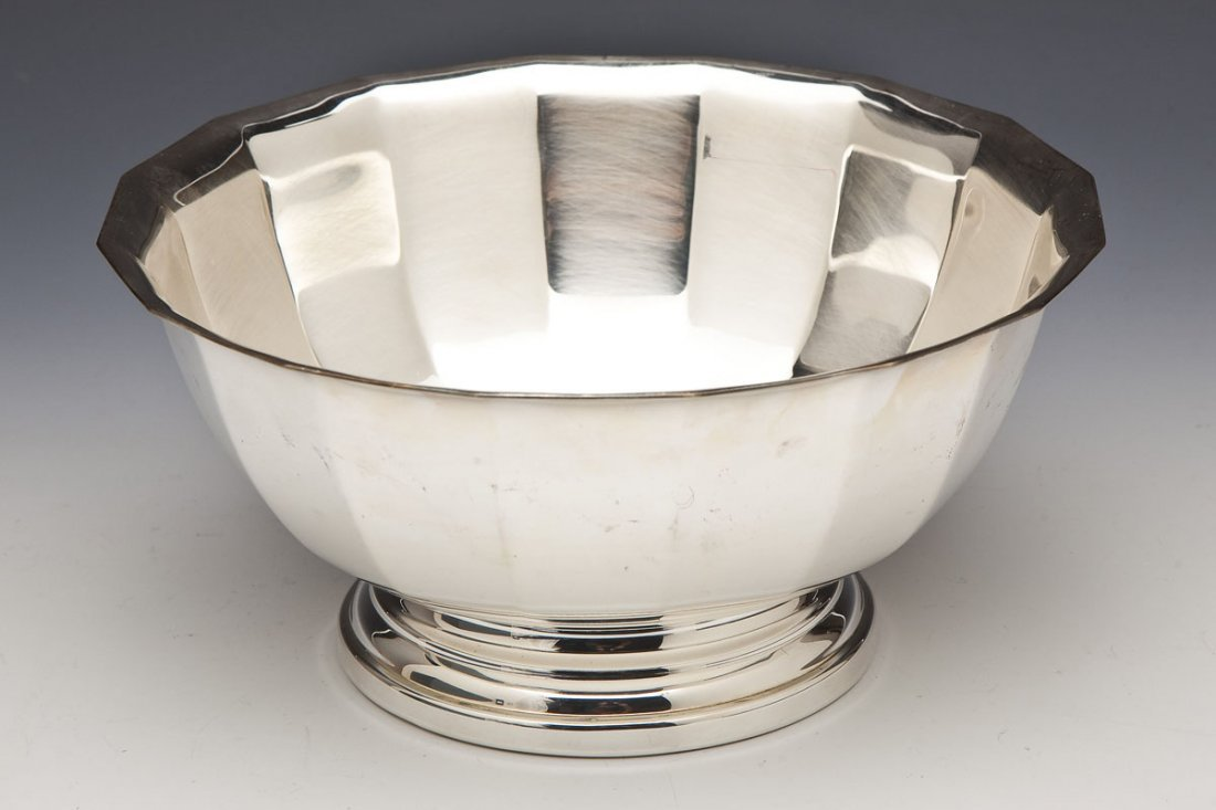 Gorham Heritage Silver Plated Bowl - 2