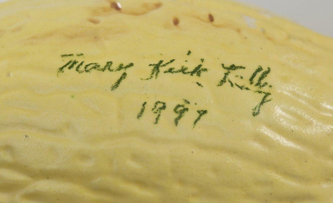 6 Pcs Mary Kirk Kelly Ceramic Fruits & Vegetables - 3