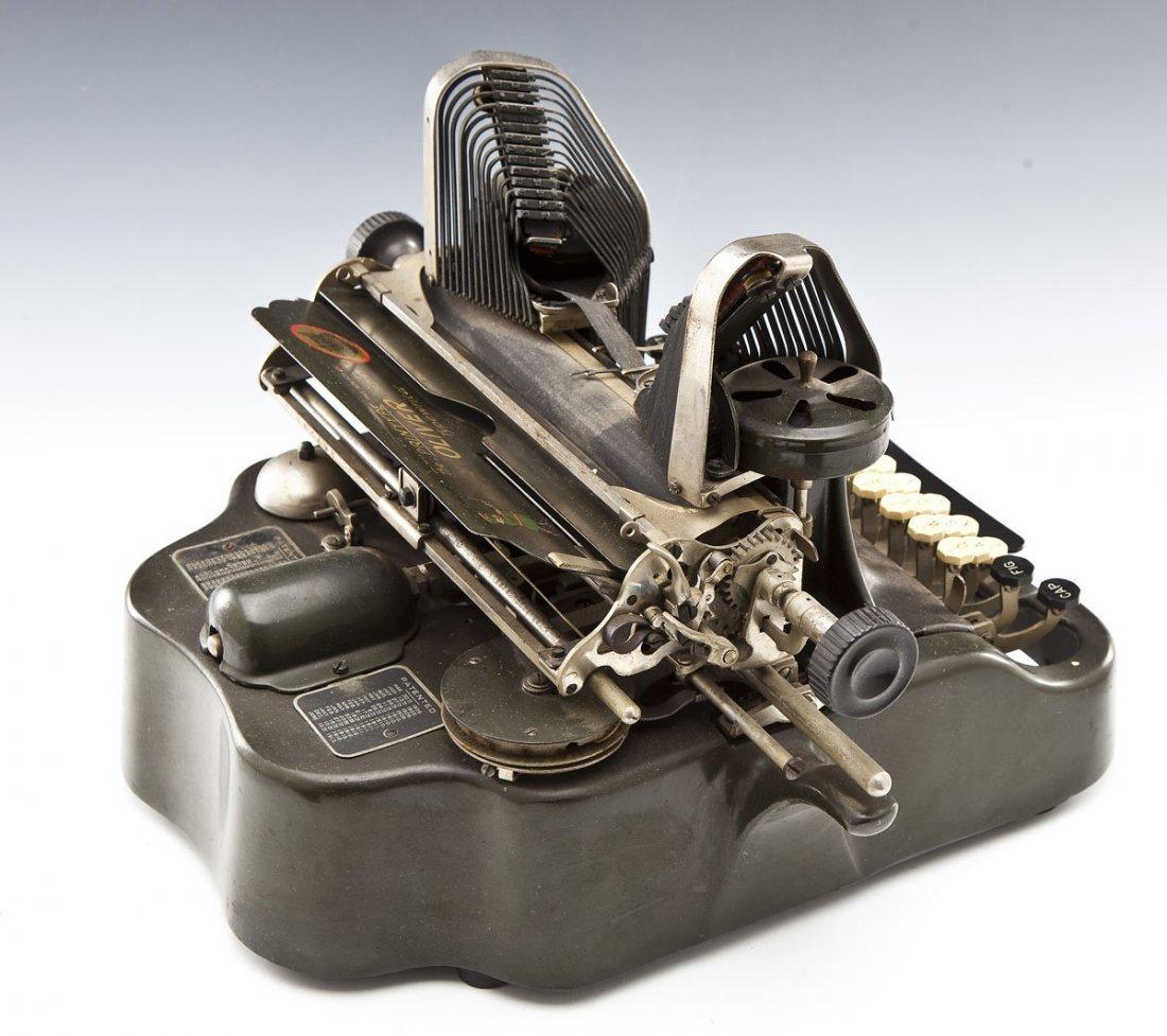 The Printype Oliver Typewriter Co. No. 9 - 5