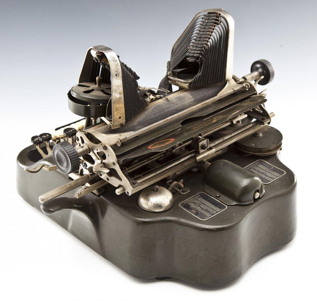 The Printype Oliver Typewriter Co. No. 9 - 6