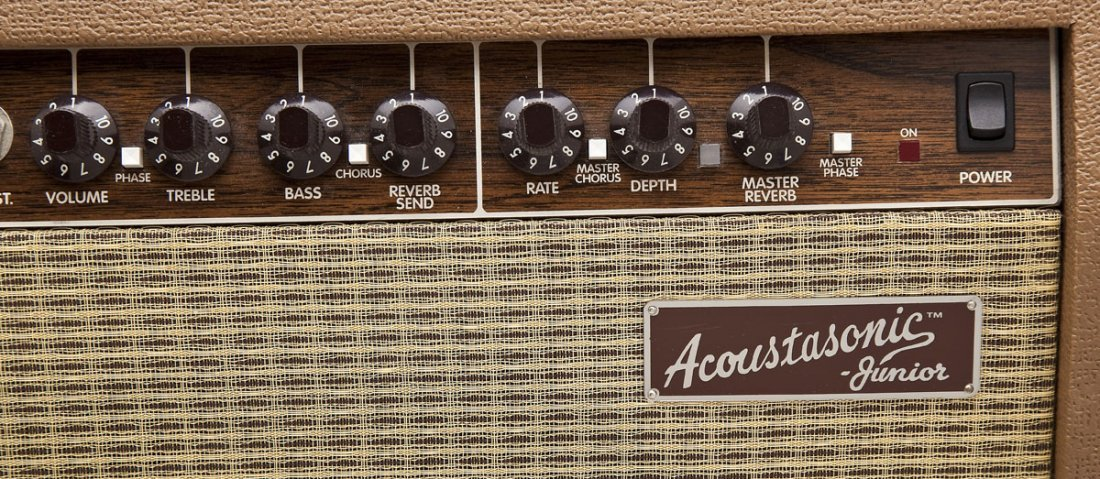 Fender Acoustasonic Junior 270W Amplifier - 3