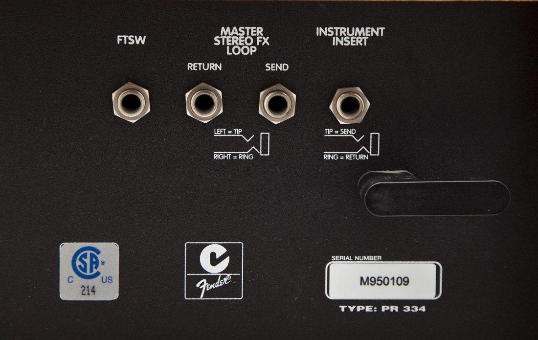 Fender Acoustasonic Junior 270W Amplifier - 7