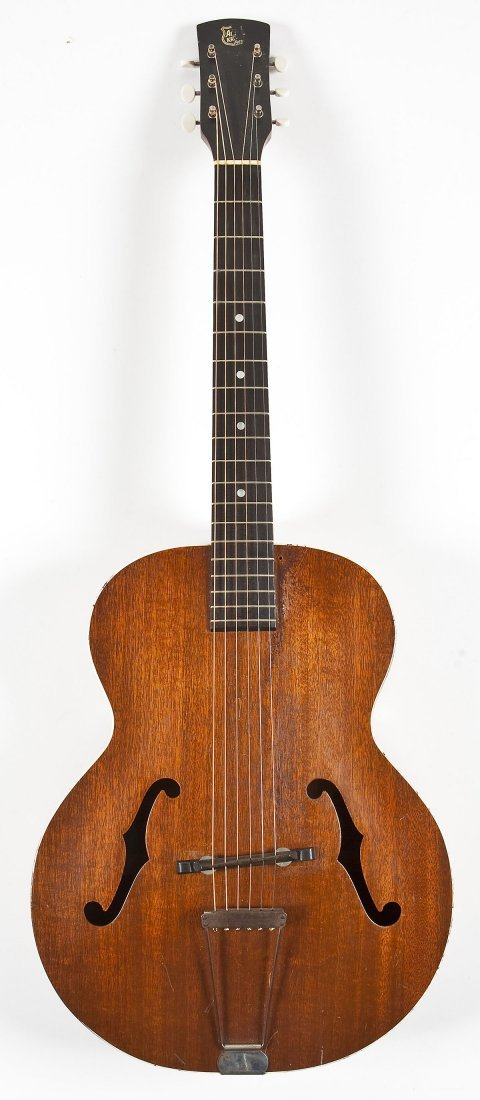 1936 Custom Kraft Archtop Acoustic Guitar