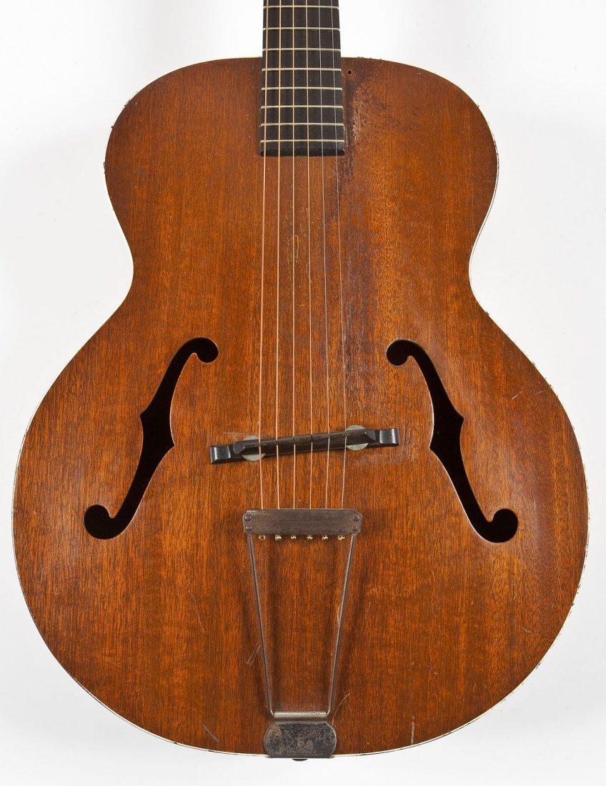 1936 Custom Kraft Archtop Acoustic Guitar - 2