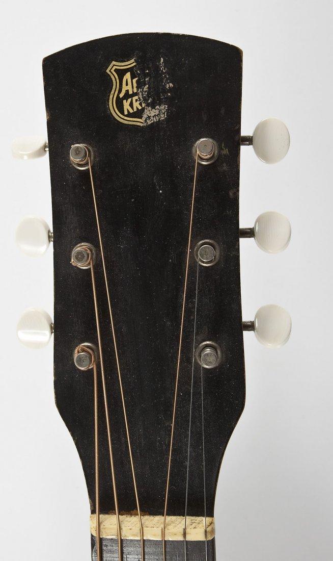 1936 Custom Kraft Archtop Acoustic Guitar - 5
