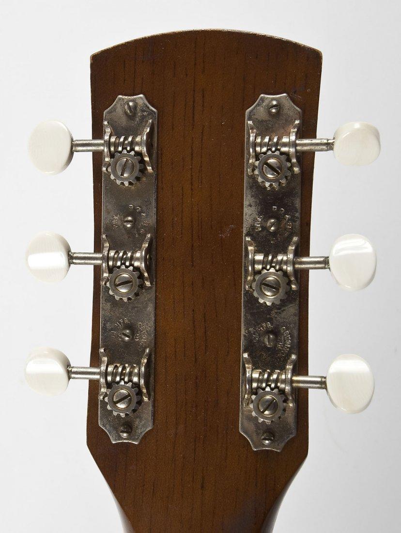1936 Custom Kraft Archtop Acoustic Guitar - 6