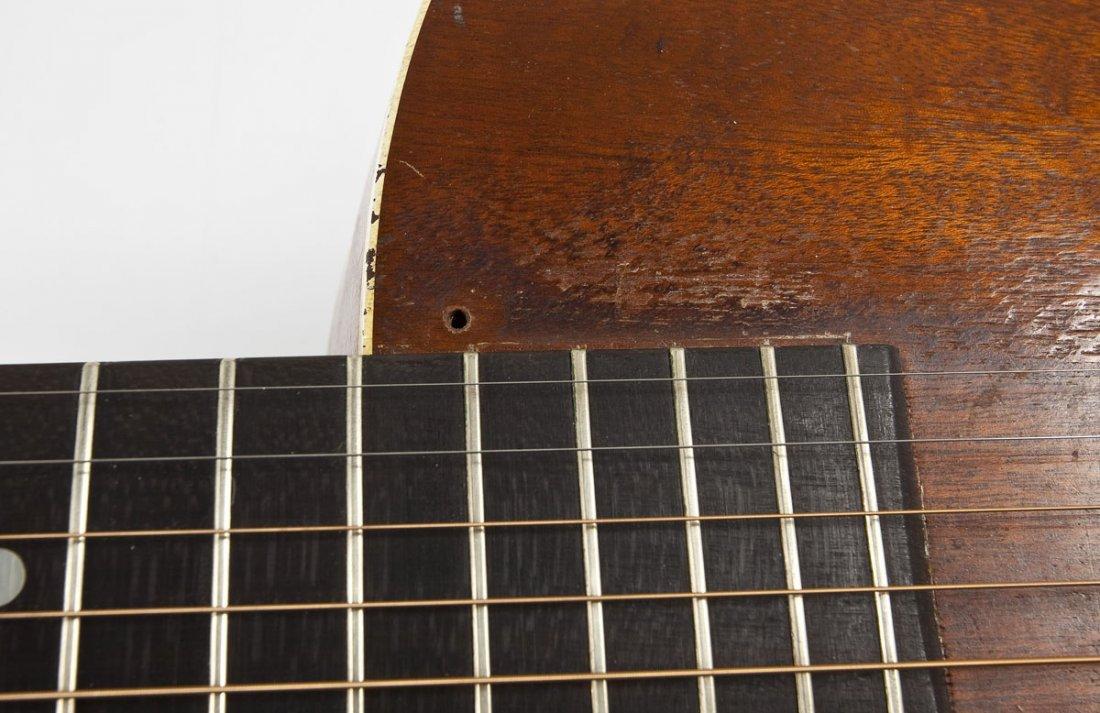 1936 Custom Kraft Archtop Acoustic Guitar - 7