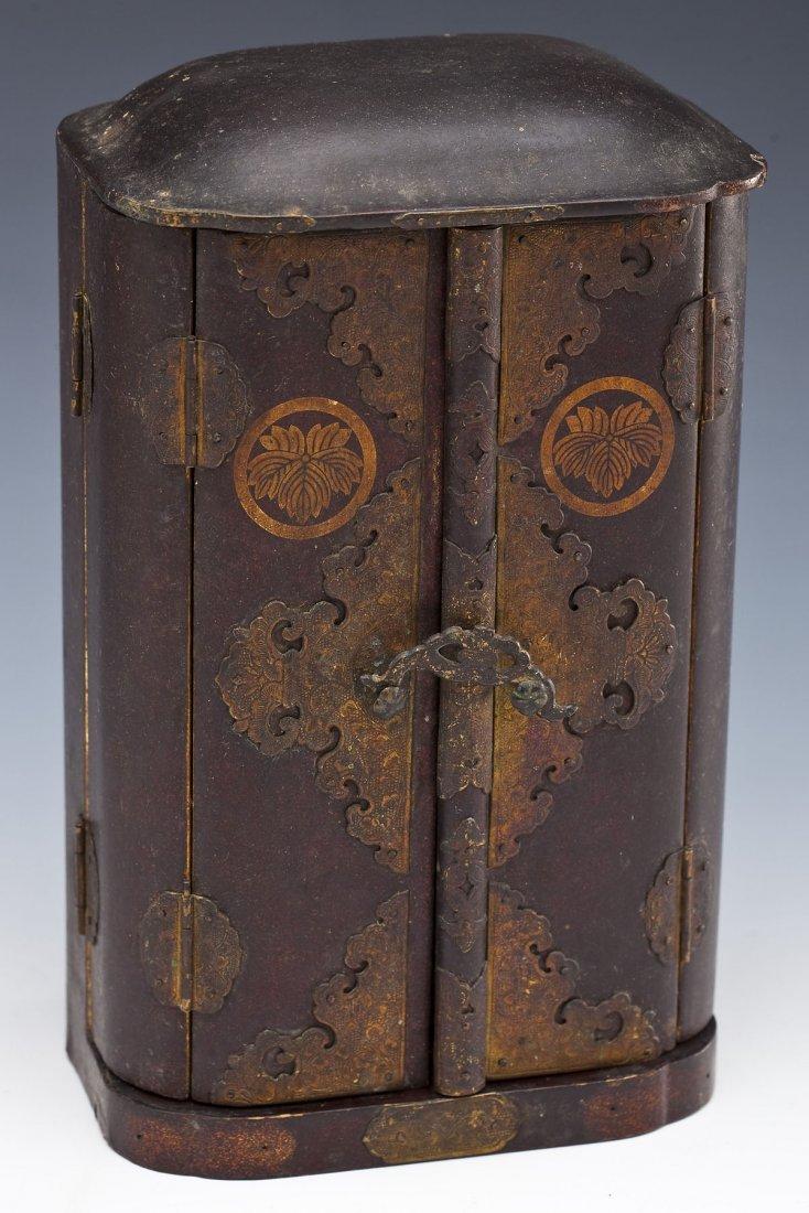 Japanese Portable Buddhist Shrine - 2