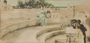 After Sir Lawrence Alma Tadema(British, 1836-1912)