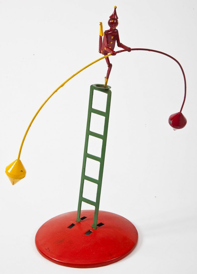 Sherwood Toys Whirling Wilmer Balancing Toy in OB