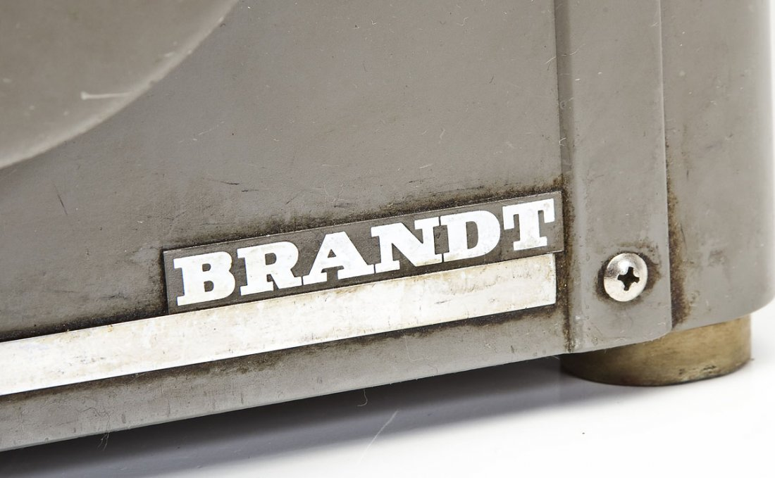 Brandt Coin Counter and Packager - 5