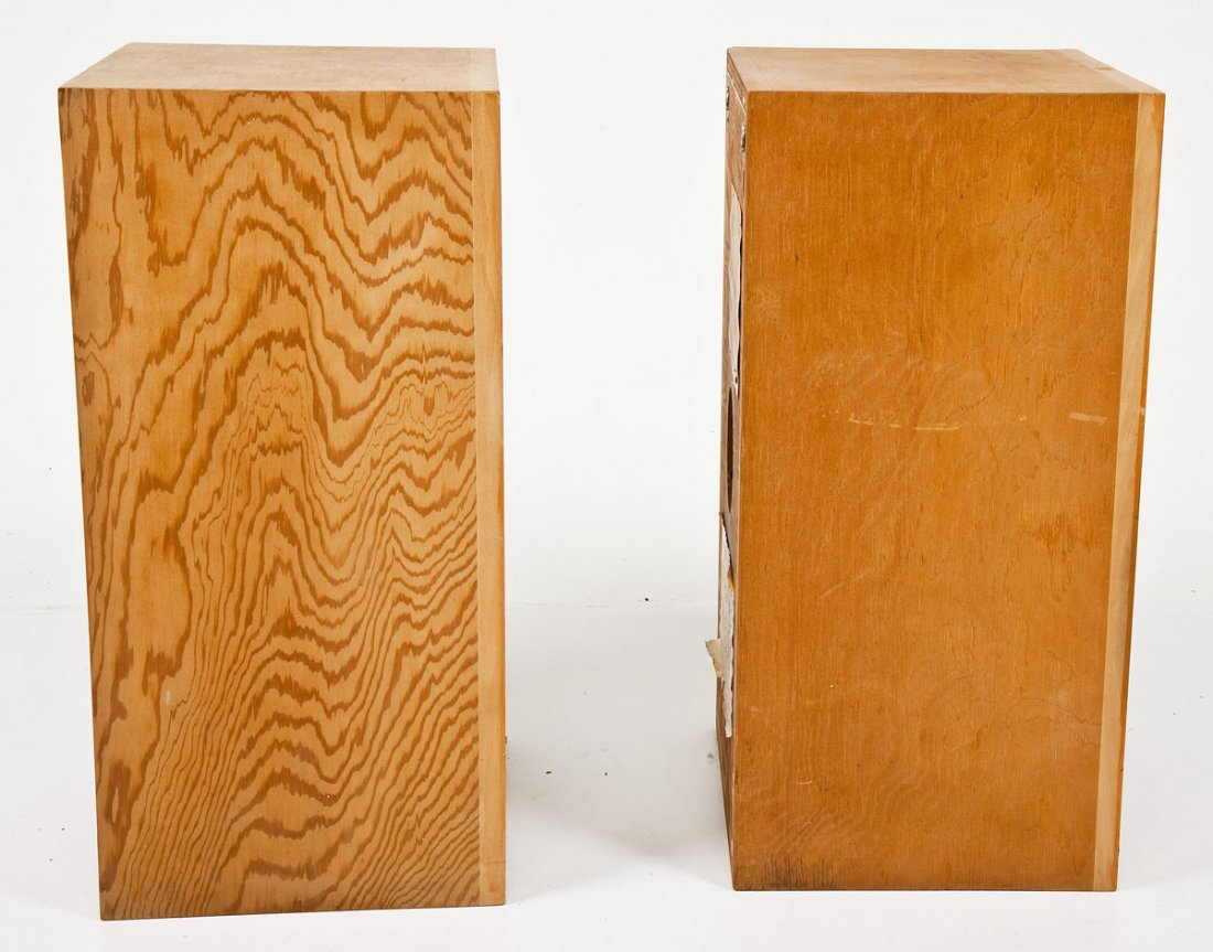 Pair of Mid-Century Acoustic Research 2ax Speakers - 4