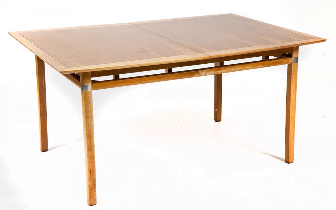 Hickory Tung-Si Mid-Century Dining Set - 2