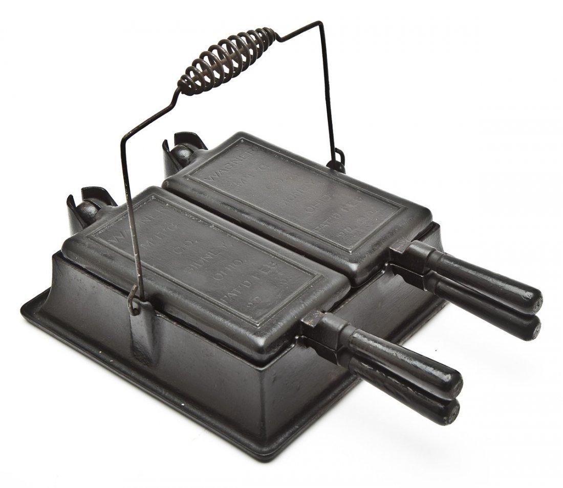Wagner Twin Waffle Iron