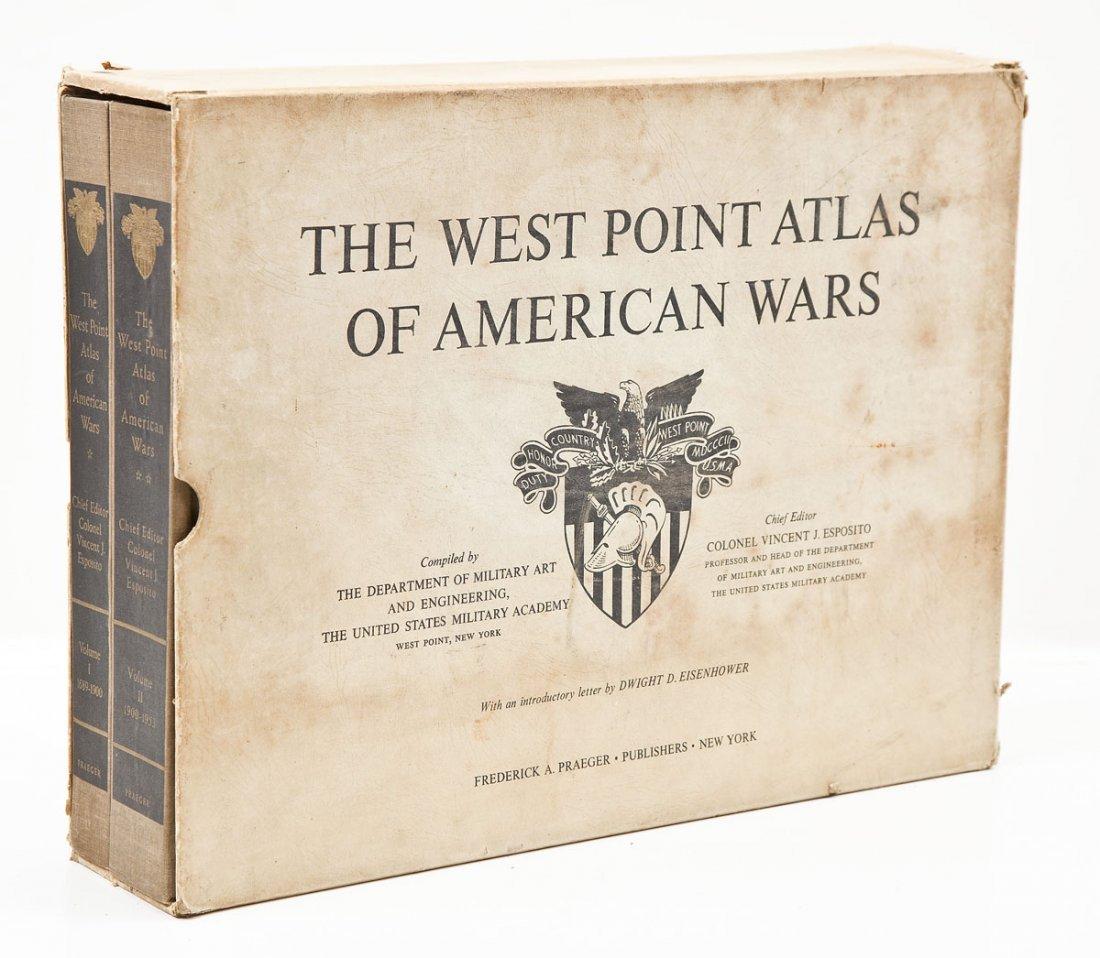 The West Point Atlas of American Wars 2 Vols