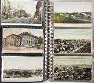 42 Vintage Steelton, Pennsylvania View Postcards