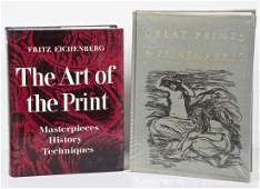 Art of the Print and Great Prints  Printmakers