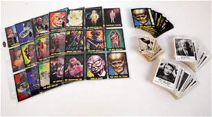 264 Monster Laff, Outer Limits & Spook Story Cards