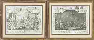 After William Hogarth English 16971764