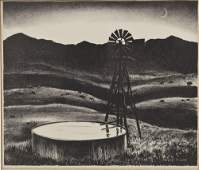 Peter Hurd (New Mexico, 1904-1984)