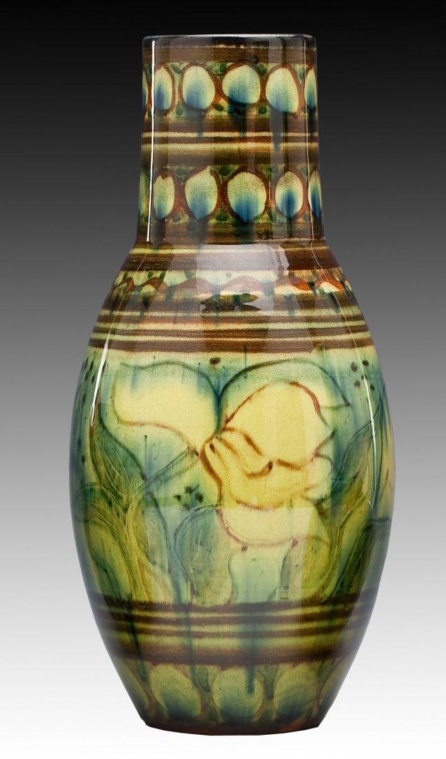 Rookwood Vase 6876 by Elizabeth Barrett