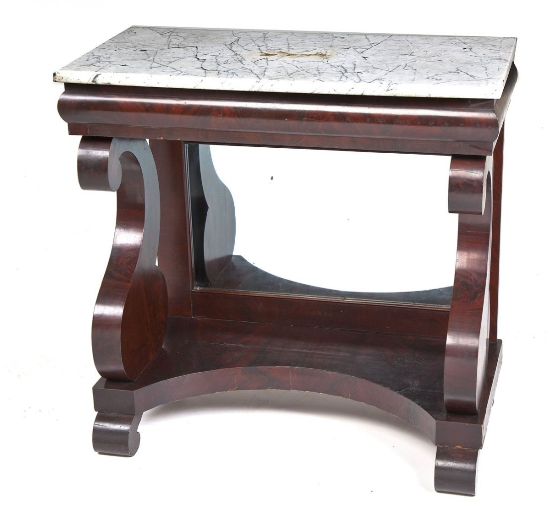 American Empire Pier Table
