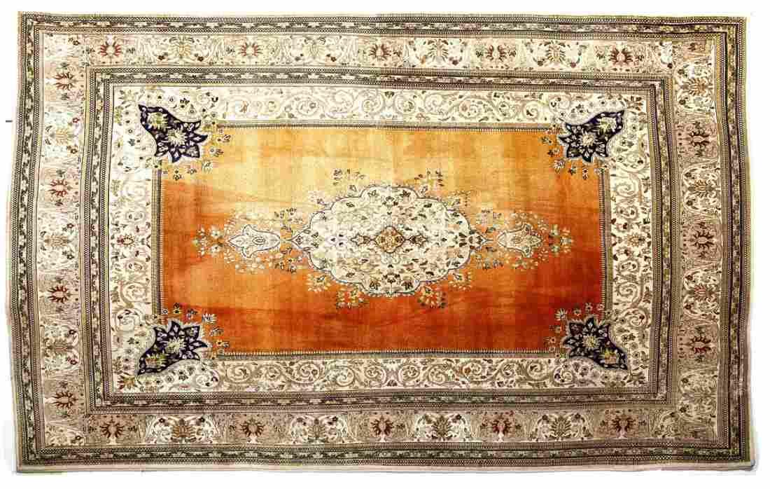 Large Persian Kerman Room Size Rug