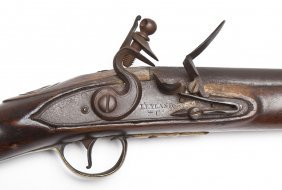 18th Century Native American Musket