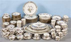 174 Pc Lenox Ming China Set