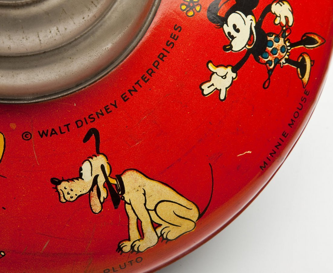 3 Tin Litho Toys incl Early Disney & Marx - 3