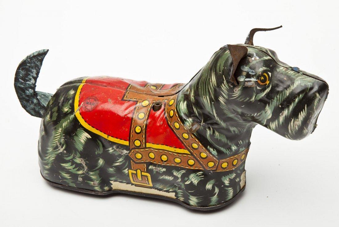 3 Tin Litho Toys incl Early Disney & Marx - 4