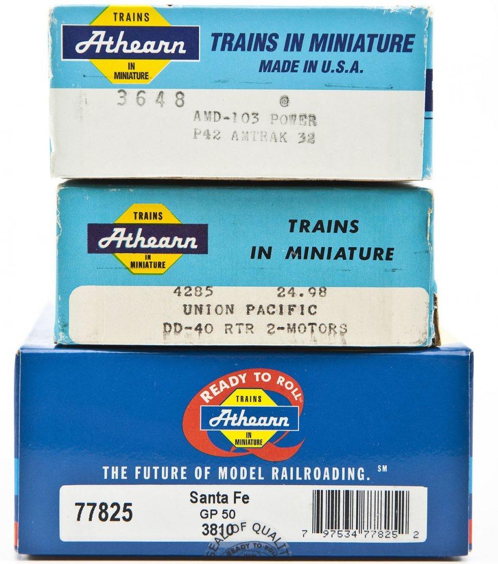 6 Athearn HO Scale Locomotives - 3